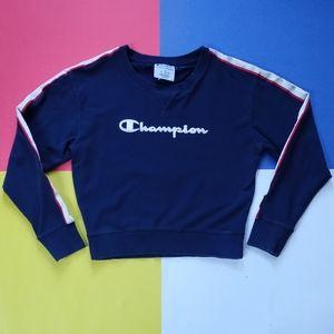 Women's Champion Premium Crewneck Sweater